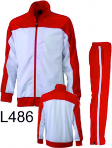 Tracksuit Teamsuit Red