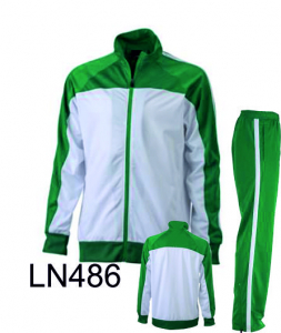 Tracksuit Teamsuit Green